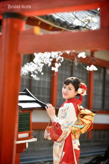 奈良 成人式 前撮り