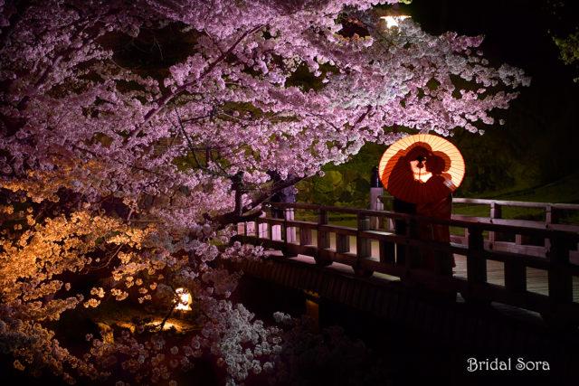 奈良 前撮り ロケフォト