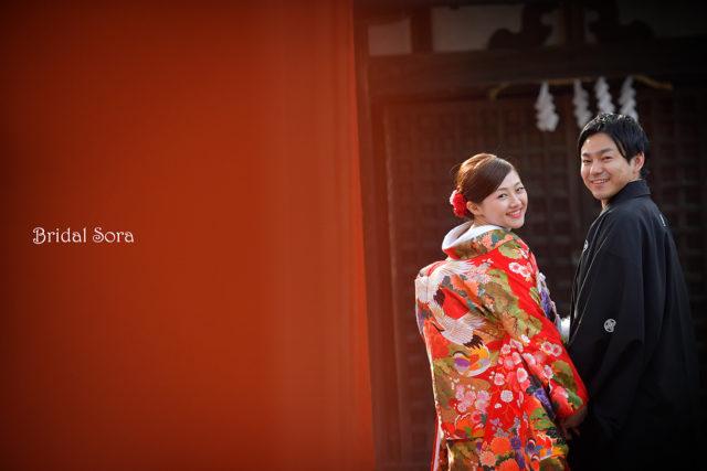 奈良公園 ロケフォト 前撮り