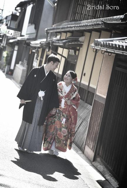 奈良町 前撮り ロケフォト