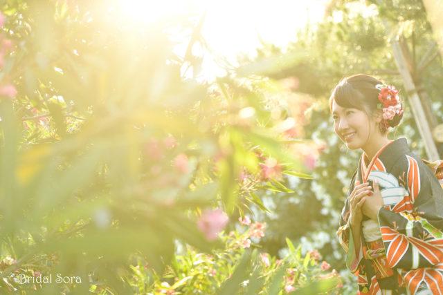成人式 前撮り 奈良