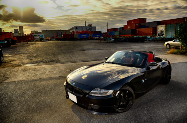 E85 Z4 BMW