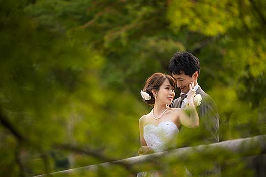 奈良 結婚式 写真