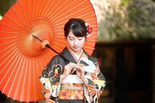 奈良公園 成人式 前撮り