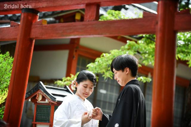 奈良 神社 大社 前撮り