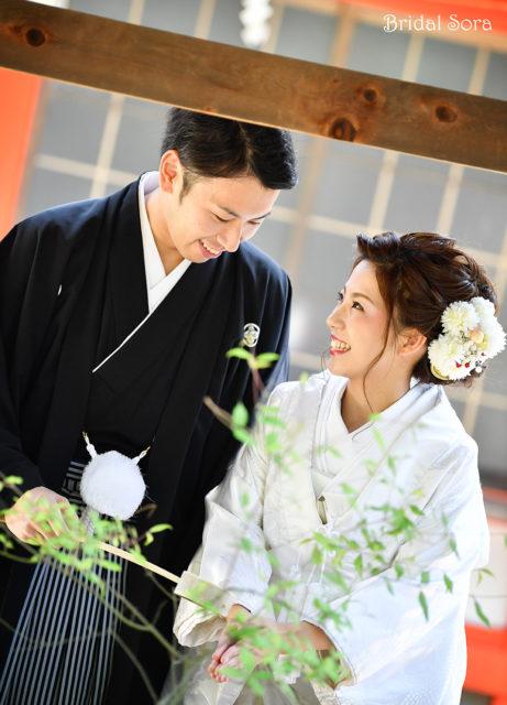 奈良 神社 ロケーション撮影
