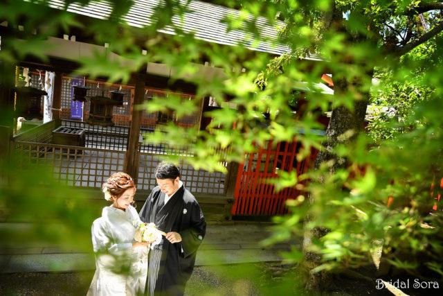 奈良 夏 前撮り