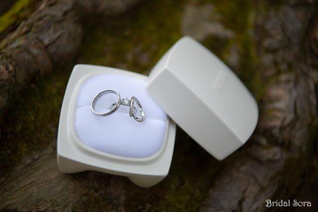 奈良 指輪 前撮り