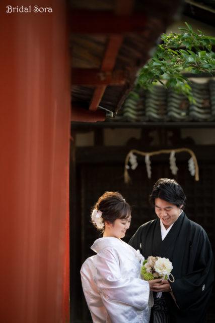奈良 神社 前撮り