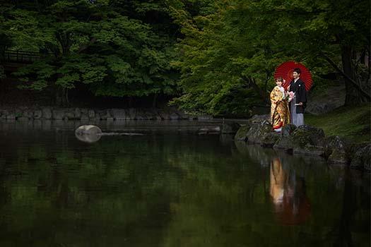 奈良 和装 写真